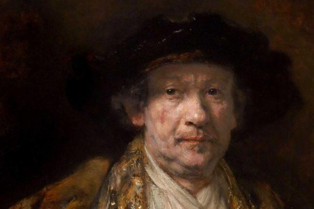 Bir ressam, ressamların en yeteneklisi: Rembrandt