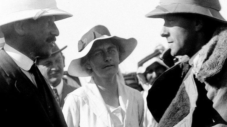Çölün Kızı ve Irak'ın Taçsız Kraliçesi Gertrude Bell