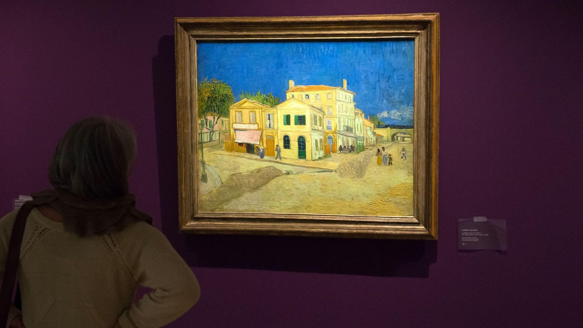 La Maison de Vincent a Arles