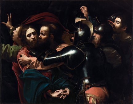 The Taking of Christ 1602