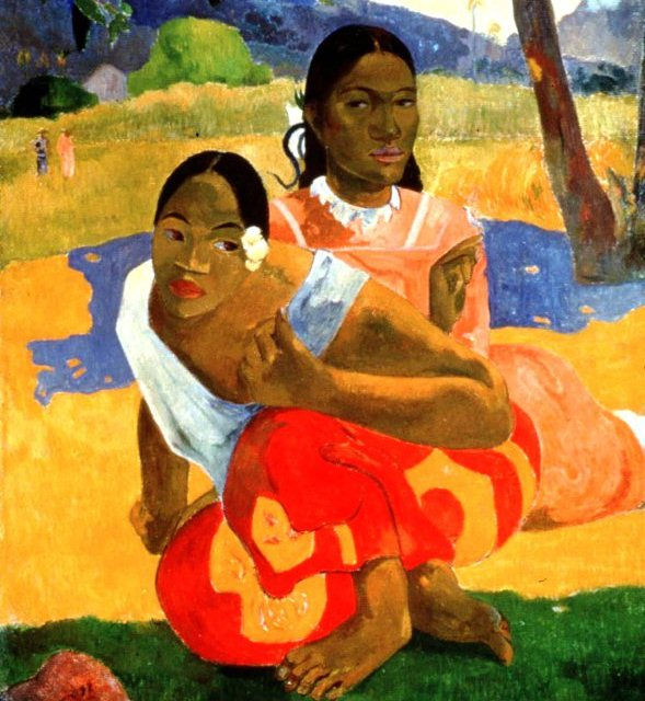 gaugin_tahitian