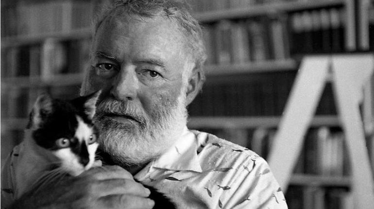 Ernest Hemingway'in sanat koleksiyonunu gördünüz mü?