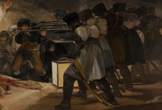 Goya'nın bir başyapıtı: 3 Mayıs 1808
