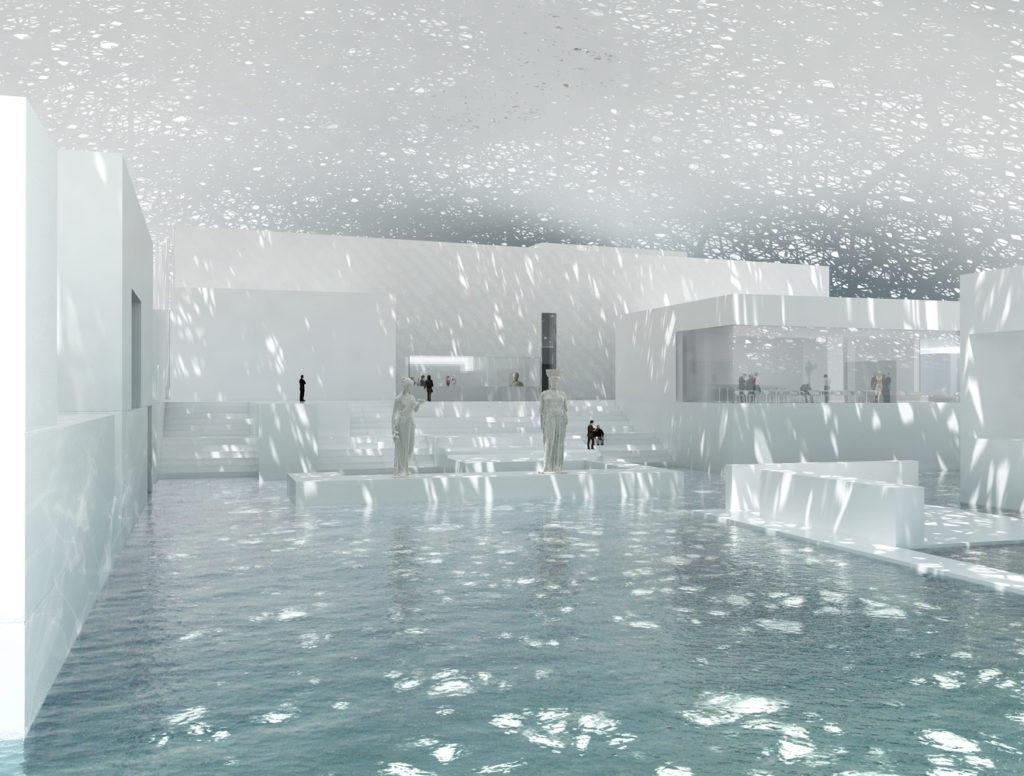 Louvre müzesi Abu Dabi'de açıldı