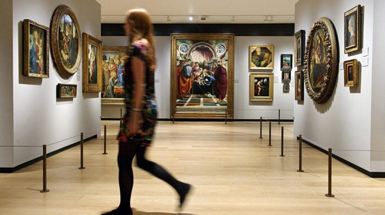 Dünya müzelerinin ziyaretçilerden sakladığı büyük eserler