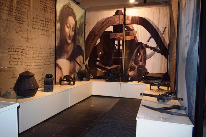 Leonardo Da Vinci'ye adanmış önemli sergi İstanbul'da