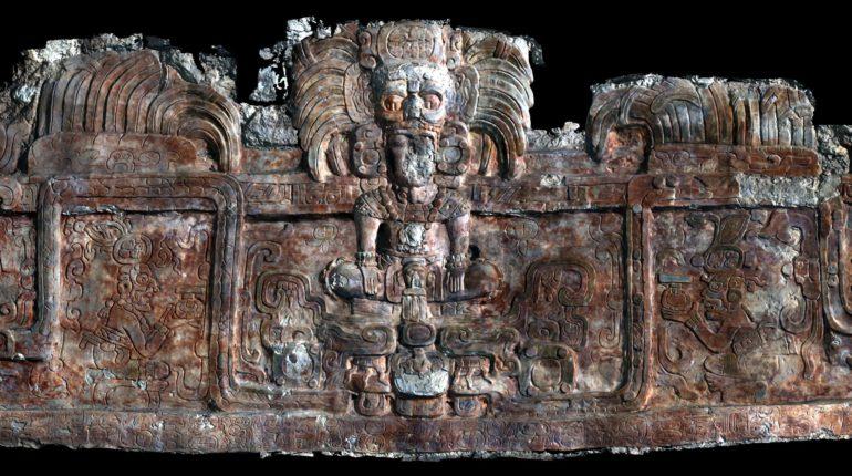Dijital teknoloji ile Mayaların tarihi eserleri geleceğe geri dönüyor