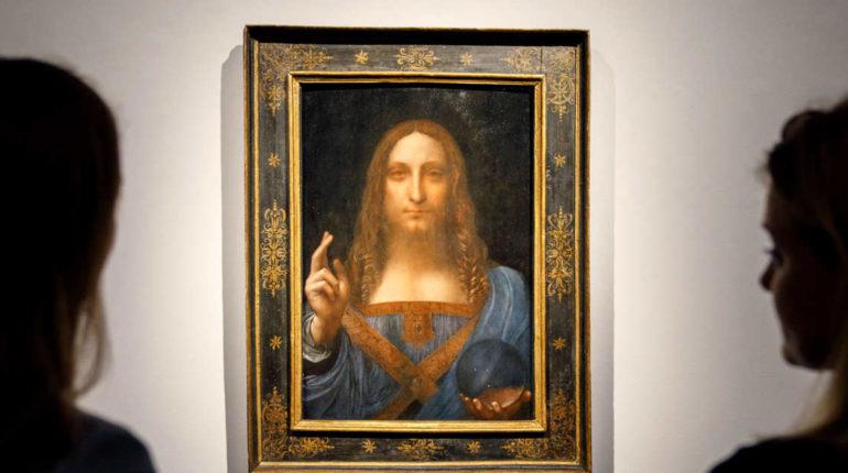 Salvador Mundi tablosunu kimin aldığı ve nereye gittiği ortaya çıktı