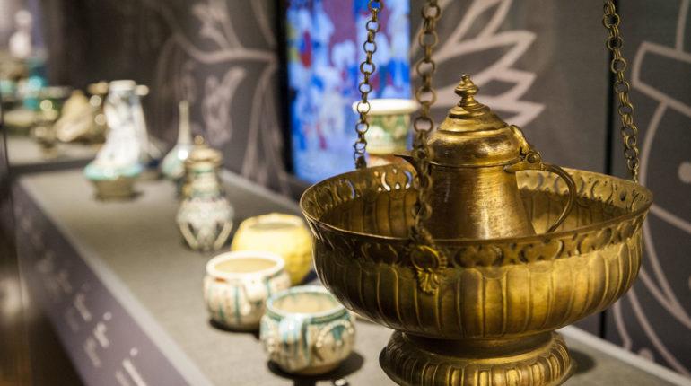 Pera Müzesi sanatseverleri Türk Kahvesi'ne bekliyor