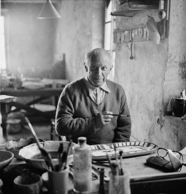 Picasso'nun seramikleri Kopenhag Louisiana Modern Sanat Müzesi'nde