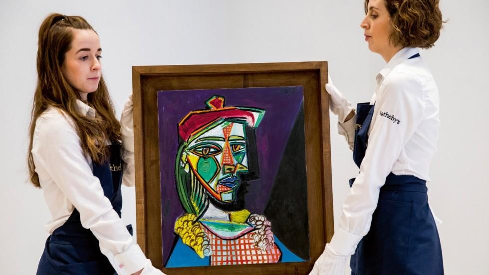 Yılın ilk Pablo Picasso eserleri açık arttırmaya çıkıyor