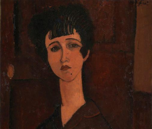 Modigliani tablosunun içinden gizli bir portre daha çıktı