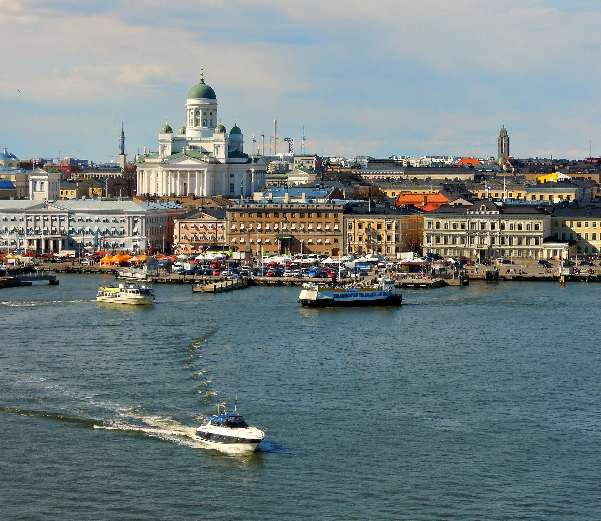 Dünyanın en mutlusu Finlandiya