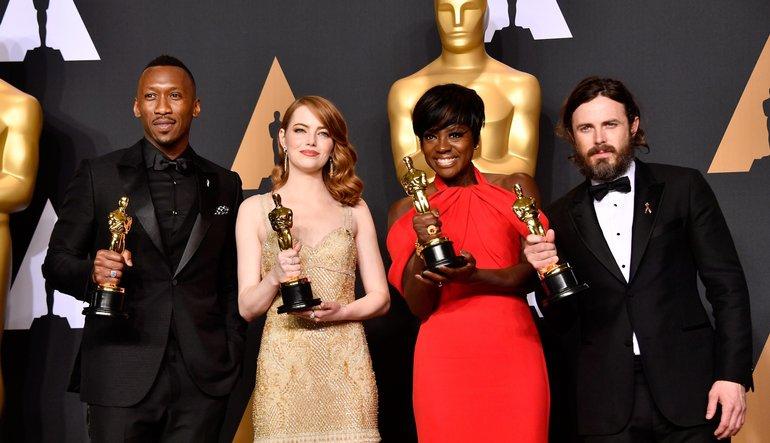 2018 Oscar Akademi Ödüllerini kazananlar belli oldu