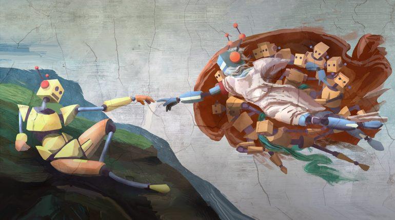 Passau Üniversitesi'nden profesör Bjorn Schuller, yapay zekanın yakın bir zamanda insanlardan daha iyi sanat eserleri yapabileceklerini söyledi.
