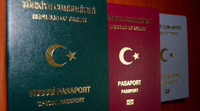Türkiye'de geçtiğimiz yıl 2 milyon 250 bin pasaport basıldı