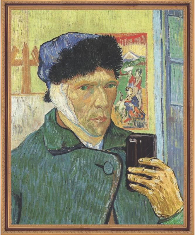 İnteraktif bir sergi olan The Museum of Selfies'te ziyaretçilerin bol bol selfie çekme imkanı ve zamanı da olacak.