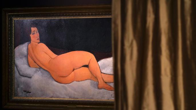 100 yıllık Amedeo Modigliani'nin eseri satışa çıkıyor