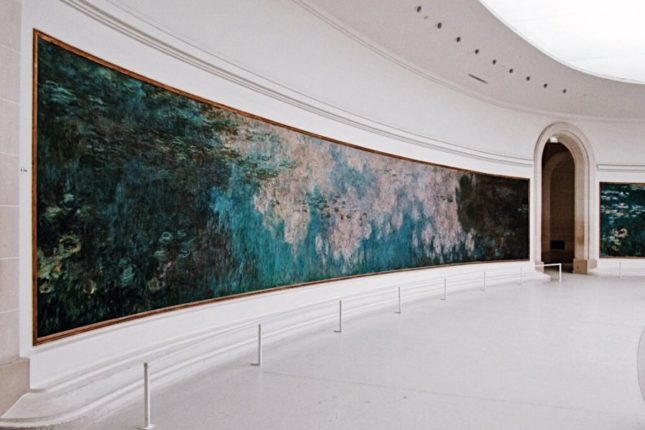 Claude Monet Londra'da