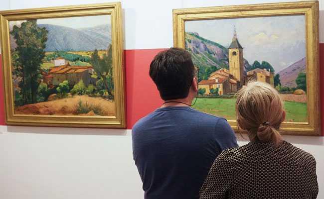 Sanat tarihçisi Fransa'daki müzede eserlerin sahte olduğunu ortaya çıkardı