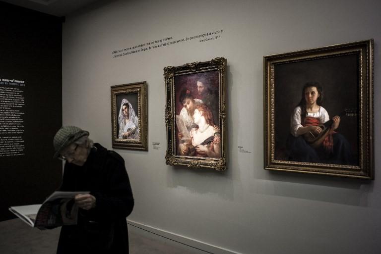 Mary Cassatt'in eserleri sonunda Paris'te sergileniyor