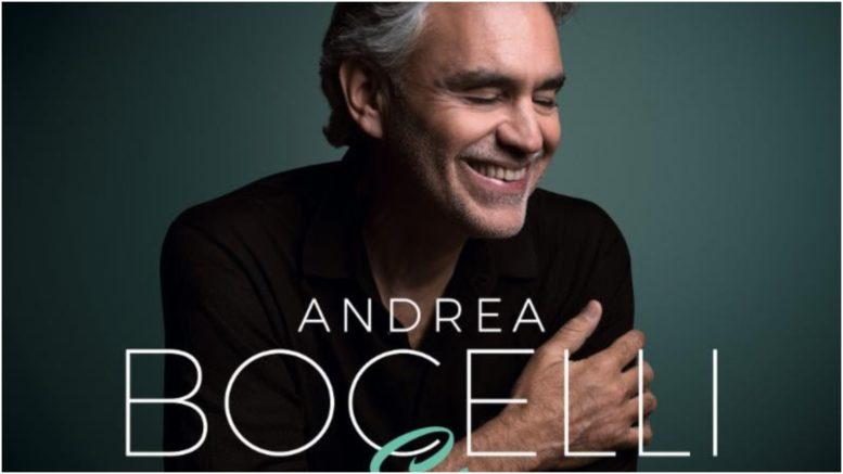 İtalyan tenor, söz yazarı, besteci Andrea Bocelli 3 parçalık yeni bir albüm hazırladı.