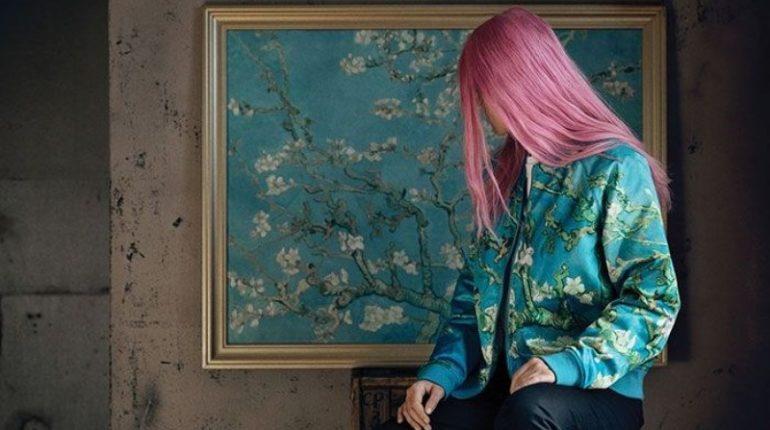 Van Gogh'un eserlerini giymek ister misiniz?