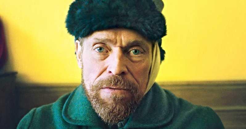 Van Gogh'un hayatının anlatıldığı filmin fragmanı yayınlandı