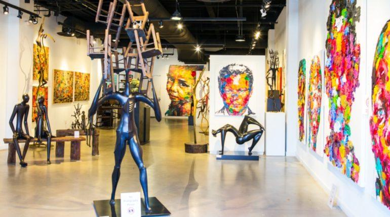 Londra merkezli HOFA sanat galerisi sanat piyasası için benzersiz bir hareketler kriptoyla sanat eseri satın alınabileceği bir sergi açıyor.