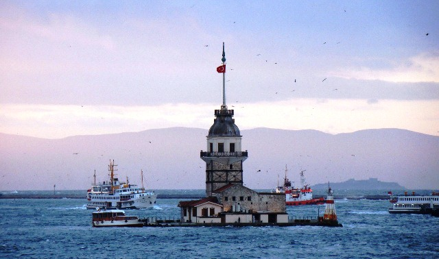 İstanbul'u 2018'de 13 milyon turist ziyaret etti