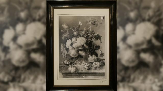 """İtalya Naziler'in çaldığı """"vazoda çiçekler"""" tablosunu geri istiyor"""