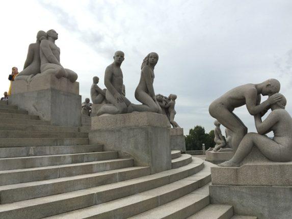 Vigeland Park: Dünyanın en eşsiz heykel parkı