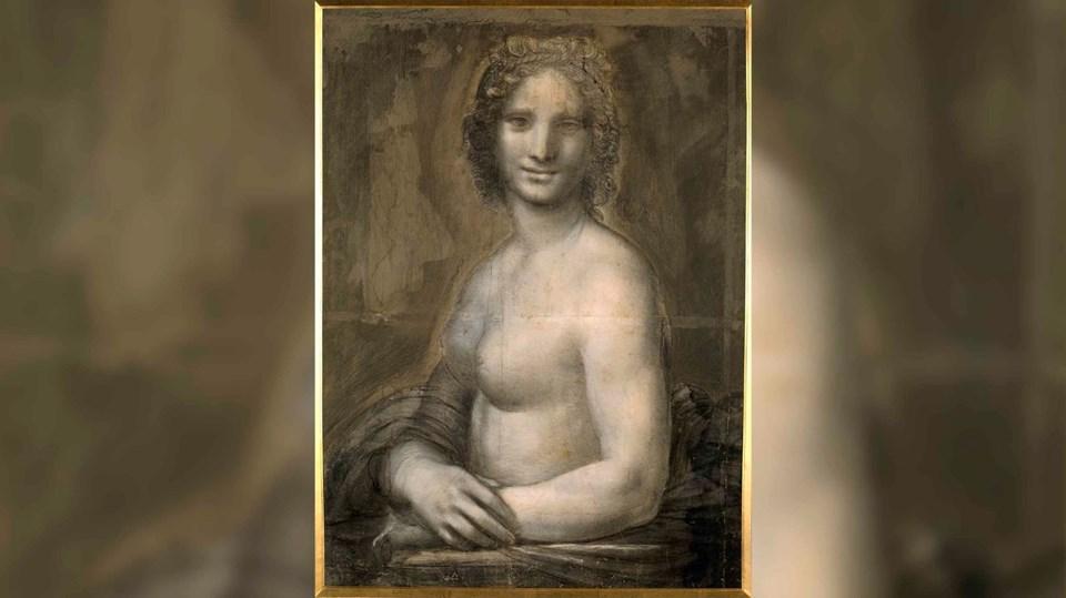 Çıplak Mona Lisa Monna Vanna'yı Leonardo Da Vinci mi çizdi?