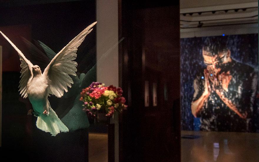George Michael'ın kişisel koleksiyonu 15 milyon dolara satıldı