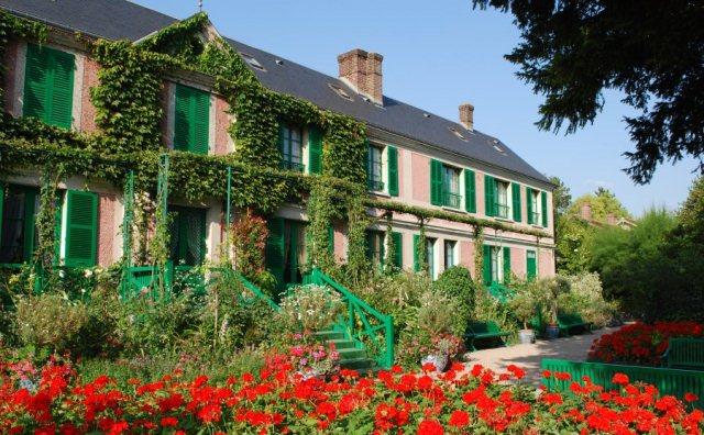Claude Monet'i en çok yabancılar ziyaret etti