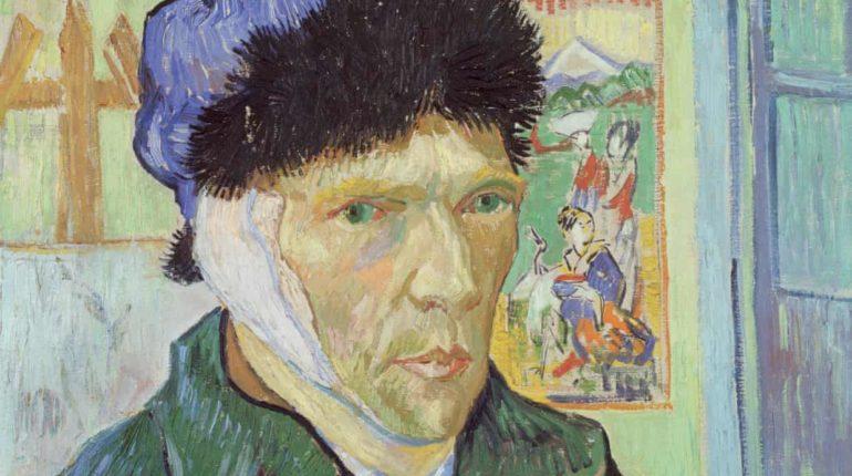 Van Gogh'un bir sanat eleştirmenine yazdığı mektup Amsterdam'da